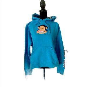 Paul Frank sz M hoodie sweatshirt